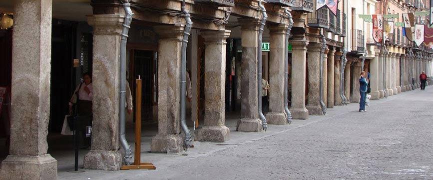 Visita la casa de Cervantes